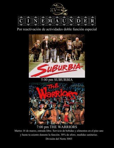 Cinema Under