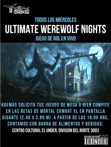 Ultimate Werewolf...